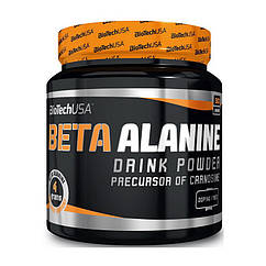 Аминокислоты BioTech Beta Alanine (300 г) биотек биотеч бета аланин