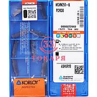 Пластина KОRLOY MGMN250-M PC9030