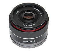 Samyang 35mm f2.8 Объектив Sony