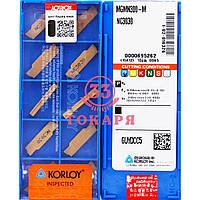 Пластина KОRLOY MGMN300-M NC3030