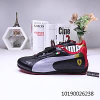 Мужские кожаные кроссовки Puma EvoSpeed 1.3 SF Volante.размеры 41-44, фото 1