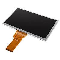 Дисплей - матрица  Bravis NP 747 SD 50 pin для планшета тип 1 размер 3.5х100х165мм, фото 1