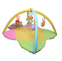 """Детский игровой коврик для малышей """"Мишка"""" 898-8B"""
