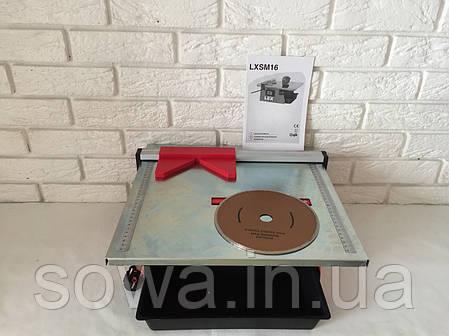 ✔️ Плиткорез электрический - LEX LXSM16 | 1500Вт, 1800мм круг, фото 2