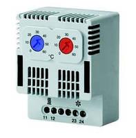 Сдвоенный термостат THRV13  вентилятор/нагреватель