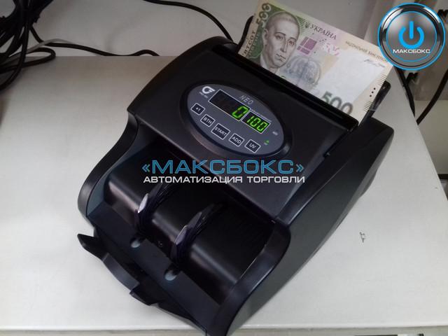 Машинка для рахунку грошей PRO 40 U Neo black light.