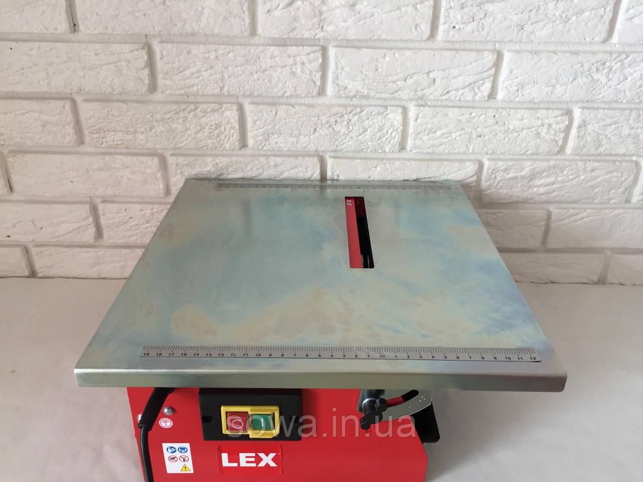 ✔️ Плиткоріз електричний, Электроплиткорез - LEX LXSM16