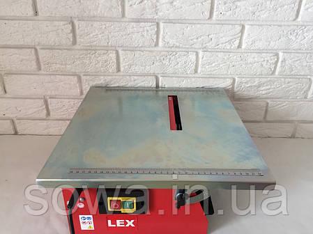✔️ Плиткорез электрический, Электроплиткорез - LEX LXSM16, фото 2