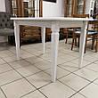 Прямоугольный белый классический стол Монако, фото 5