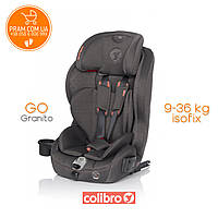 COLIBRO GOISOFIX 2019 автокресло группы 1-2-3 (9-36 kg) Granito Темно-серый