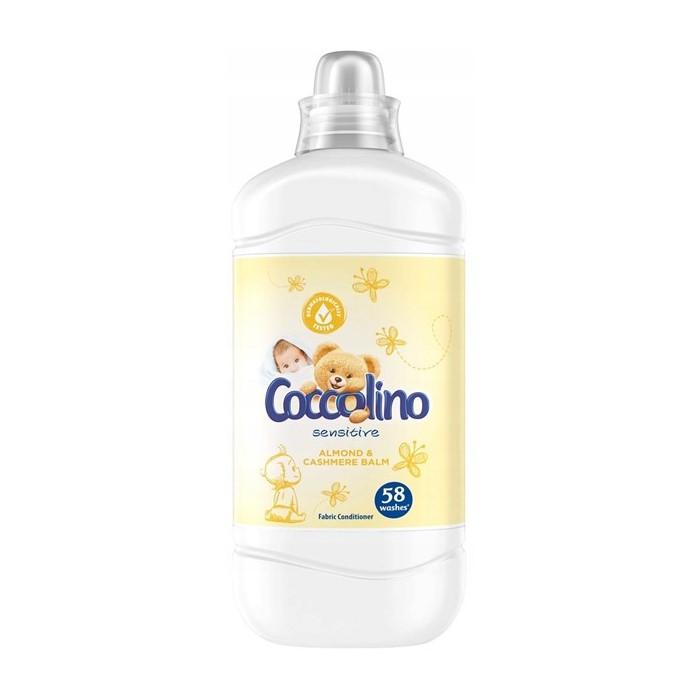 Кондиционер Coccolino Sensitive Миндаль и Кашемир, 1450мл