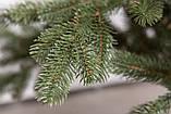 Елка искусственная литая 1,2 метра новогодняя штучна новорічна ялика лита ель, фото 3