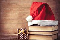 Книга в кожаном переплете – эксклюзивный подарок на Новый год