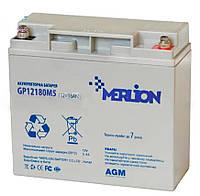 Аккумулятор MERLION 12V18Ah для детского электромобиля
