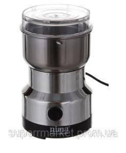 Электроимпульсная кофемолка из нержавеющей стали Nima NM-8300, фото 2