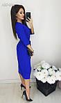 """Жіноча сукня """"Костюмка з гудзиками"""" від Стильномодно, фото 6"""