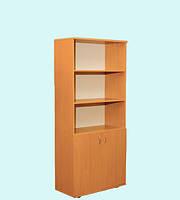 Шкаф книжный 2-дверный