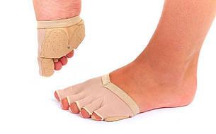 Обувь для контемпа CO-3505- XS (верх-бифлекс, низ-искусственная замша, р-р XS-30-31, бежевый)