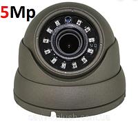 5Mp AHD/CVI/TVIКамера видеонаблюдения IP66 2560Hx1920V, фото 1