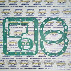 Набор прокладок гидромотор-гидронасос ГСТ-90 (прокладочный материал Gambit) комбайн Дон