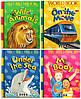 «Сходи». Ілюстрована дитяча серія для дошкільнят. Комплект з 4-х книг англійською мовою