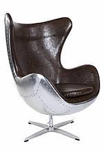 Дизайнерское кресло Egg Aviator designed by Arne Jacobsen