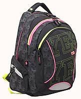 Рюкзак школьный ортопедический для подростка YES Т-24 Neono, 42*32*23см код: 552658