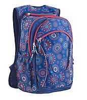 Рюкзак молодежный городской YES  T -29 Romantic, 40*25.5*20        код: 553161