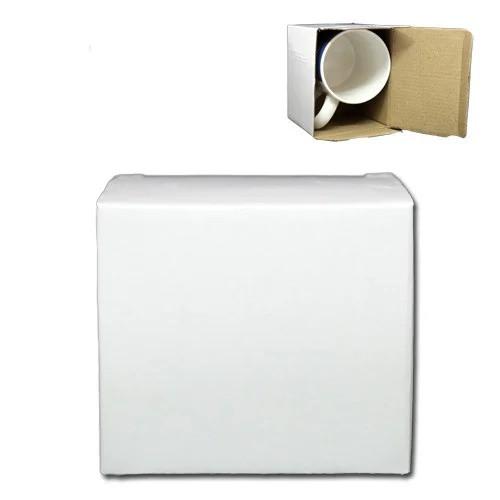 Коробка для кружки картон набор 50 шт