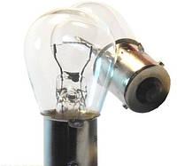 24V \ 21W Одноконтактная лампа накаливания BA15S в салон, бардачок, номерной знак
