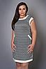 Платье женское модель №479-2, размеры 52-54 фенди