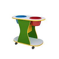 Стол для детского сада для игры с песком и водой, фото 1