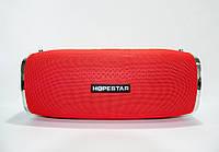 🔝 Bluetooth колонка портативна, SPS Hopestar A6, Червона, бездротова музикальна колонка | 🎁% 🚚