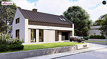 Проект дома uskd-99
