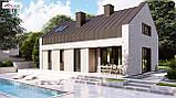 Проект дома uskd-99, фото 2