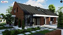 Проект дома uskd-100
