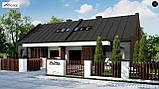Проект дома uskd-100, фото 2