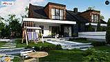 Проект дома uskd-100, фото 3
