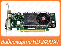 Видеокарта AMD Radeon HD 2400 XT 256Mb PCI-Ex DDR2 64bit (DMS-59, S-Video)