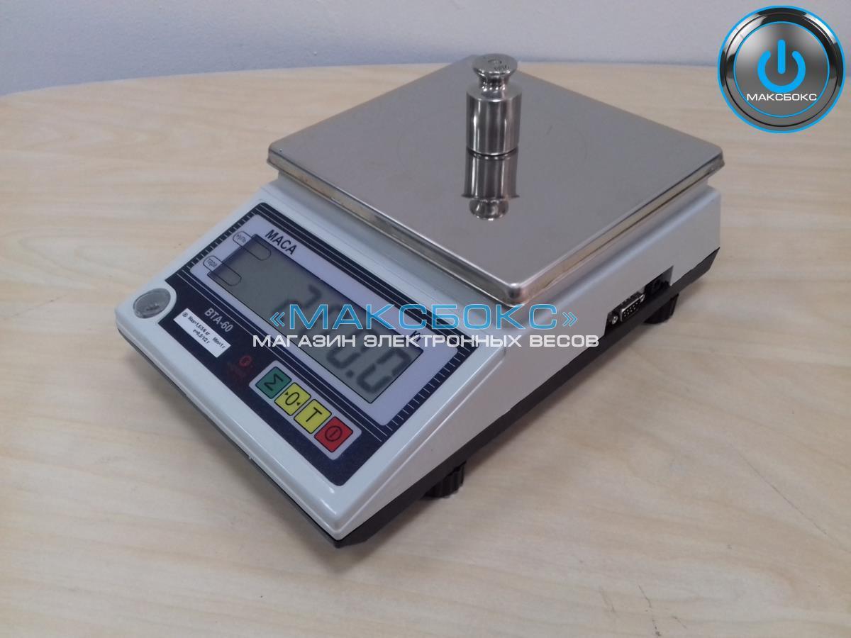 Весы фасовочные до 6 кг ВТА 60 6-7 А 2