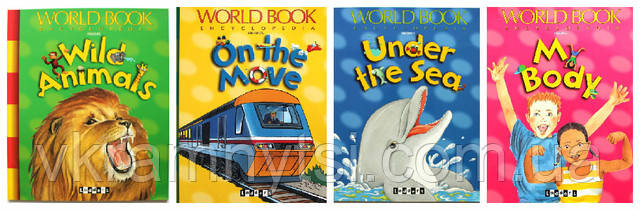 «Сходи». Ілюстрована дитяча серія для дошкільнят. Комплект з 4-х книг англійською мовою, купить книги Киев