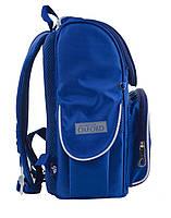 Рюкзак школьный ортопедический каркасный  YES  H-11 Oxford blue, 34*26*14 код: 553292, фото 2