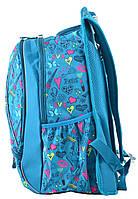 Рюкзак школьный ортопедический для подростка YES T-28 Parish, 47*39*23 код: 554930, фото 3