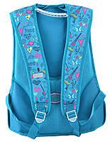 Рюкзак школьный ортопедический для подростка YES T-28 Parish, 47*39*23 код: 554930, фото 4