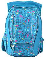 Рюкзак школьный ортопедический для подростка YES T-28 Parish, 47*39*23 код: 554930, фото 5