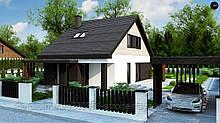 Проект дома uskd-101
