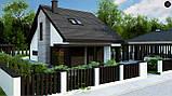 Проект дома uskd-101, фото 2