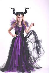 Костюм відьми для дівчинки, прокат карнавального одягу