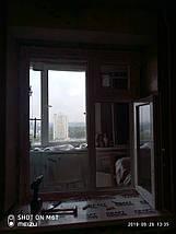 Двостулкове вікно Lider з двома відкриванням, фото 2