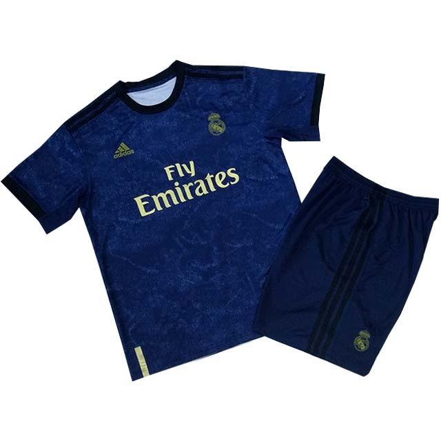 Футбольная форма ФК Реал Мадрид сезон 2019-2020г